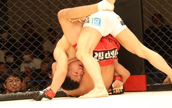 Postbild Gamla MMA fighters och elitlag i MMA Ken Shamrock - Gamla MMA fighters och elitlag i MMA